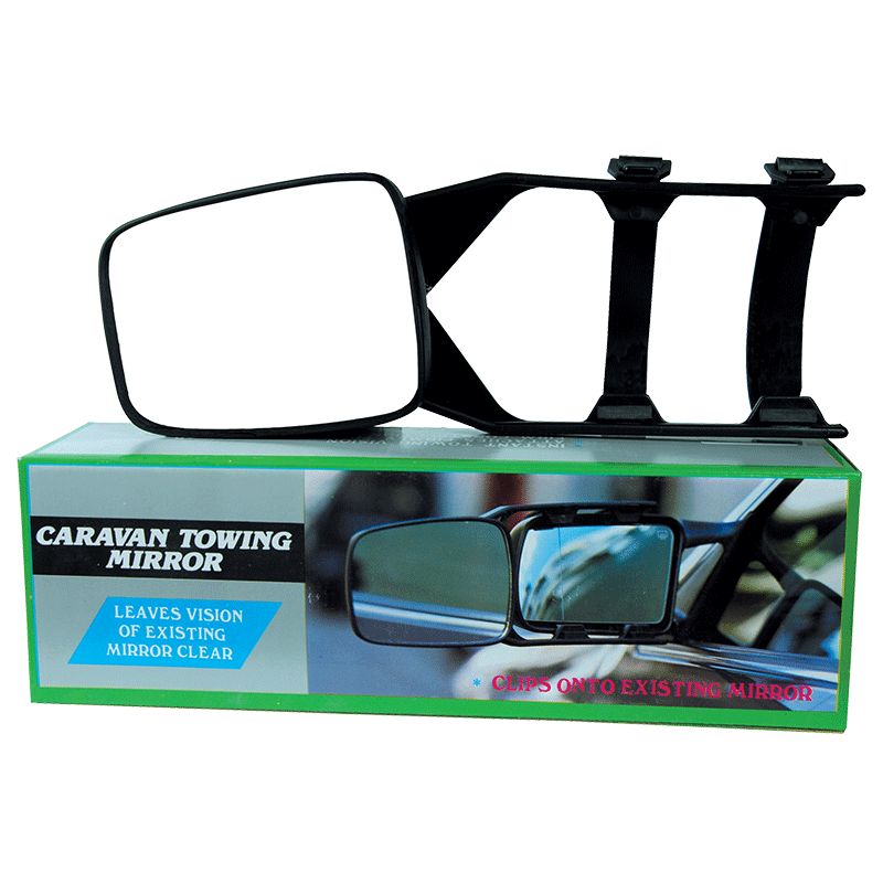 Mirror std clip on (pair)