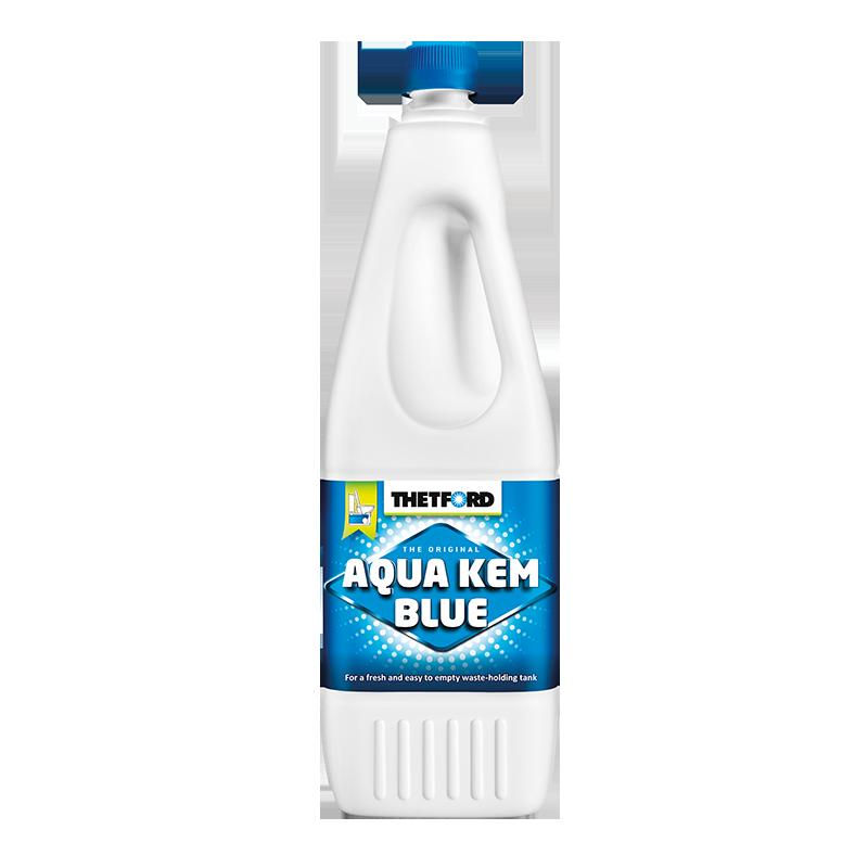 Thetford Toilet 1 ltr Aqua kem Premium Blue