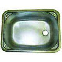 Sink - Bowl S/S 380mm x 280mm Smev