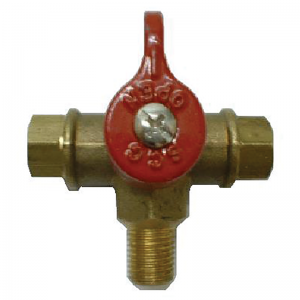 Gas Regulator changeover tap only