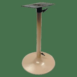 Table Leg Wineglass - Cream