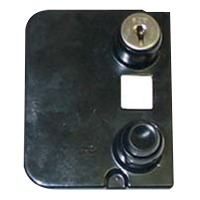 Camec Door Lock - Trimatic outer