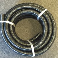 Waste water hose 25mm x 10mtr