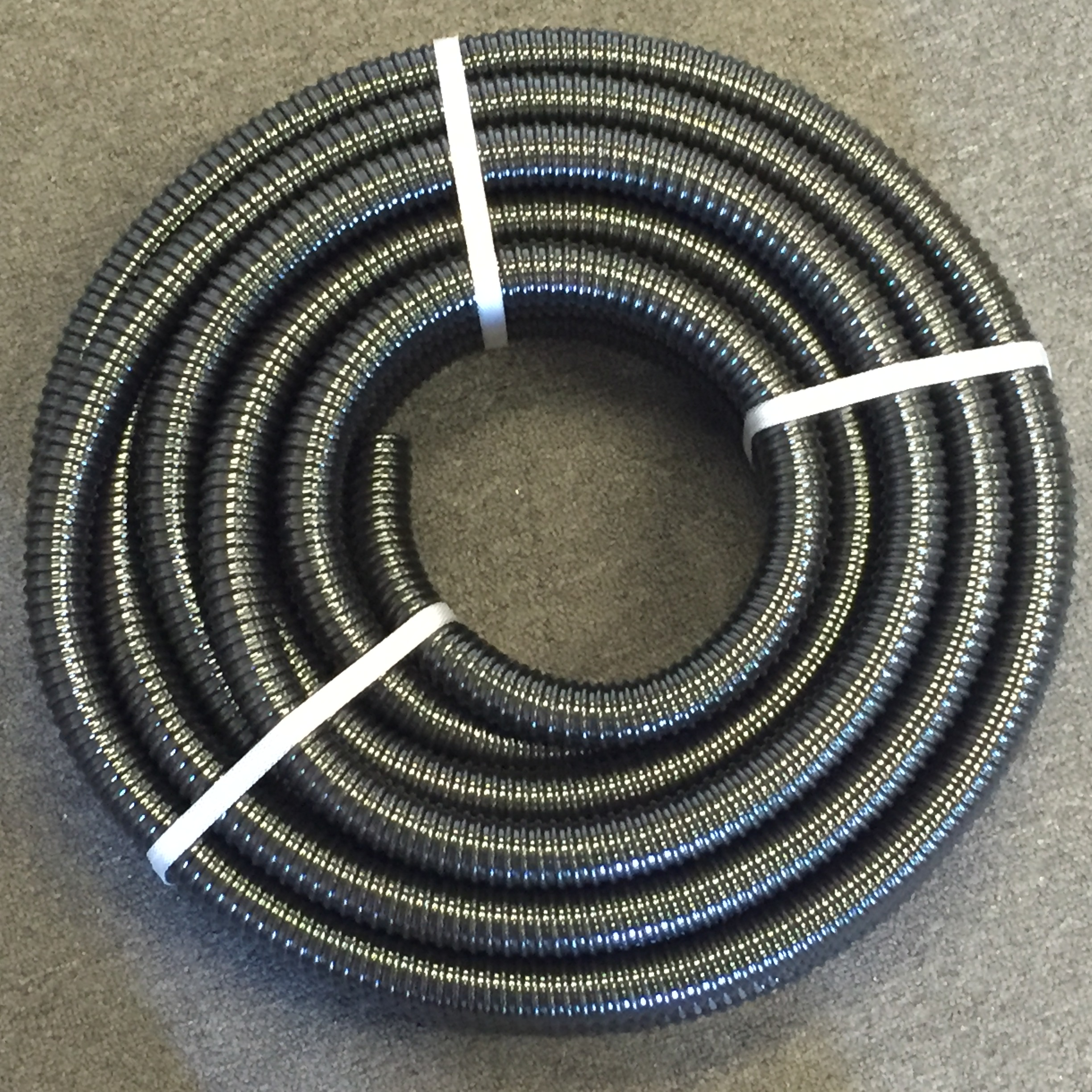 Waste water hose 25mm x 20mtr