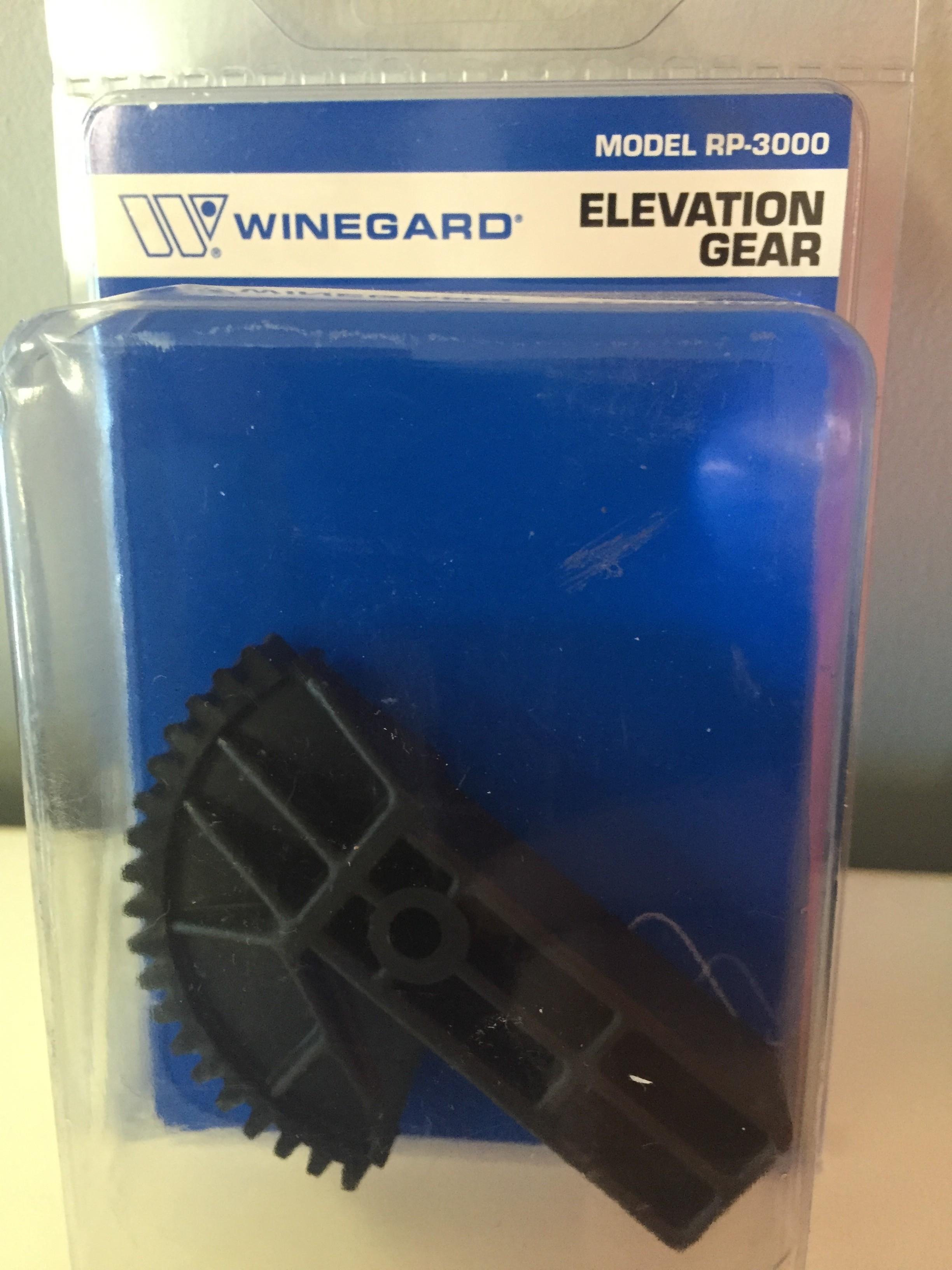 Winegard elevating Plastic gear