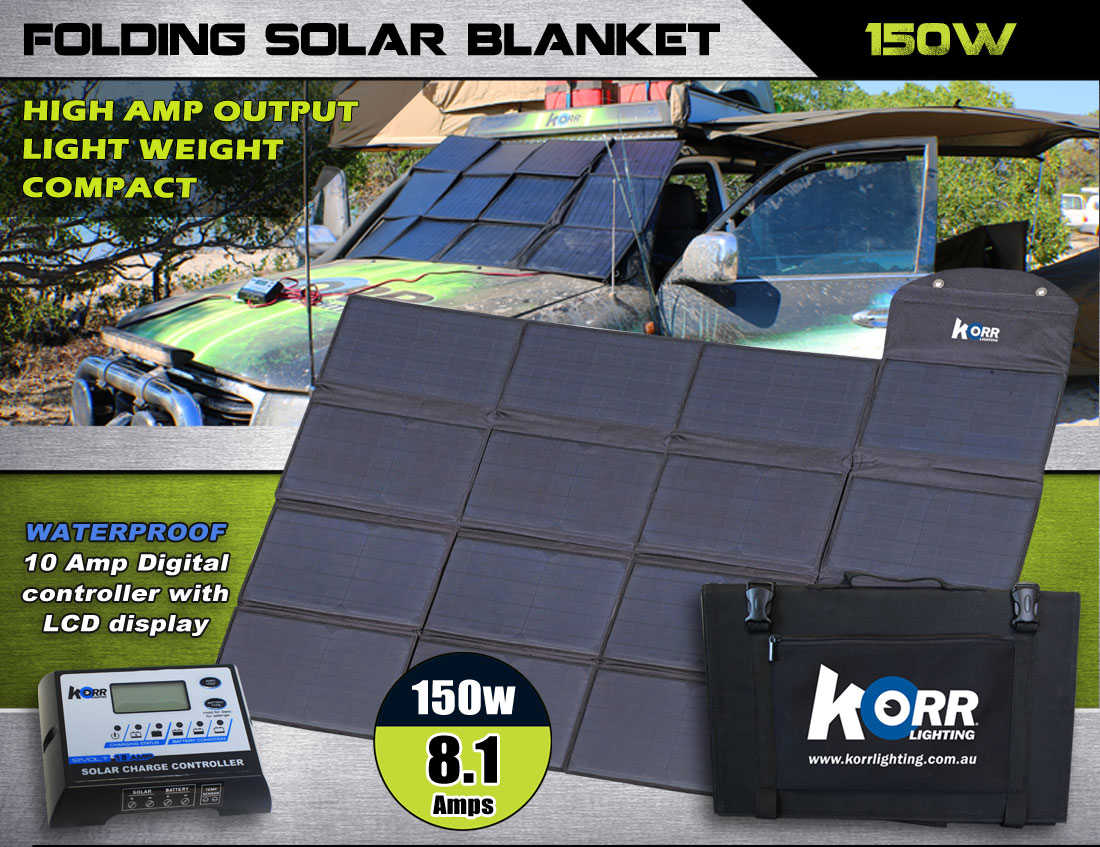 Solar Blankets