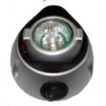 LED 6 Solitaire swivel light