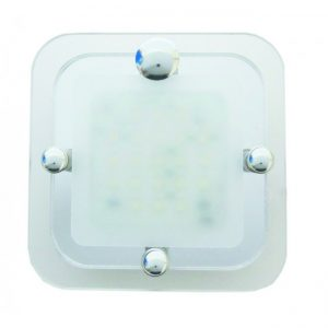 LED Square 1 c/w touch