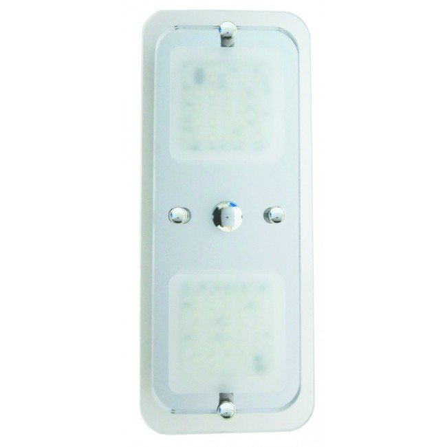 LED Square 2 c/w touch