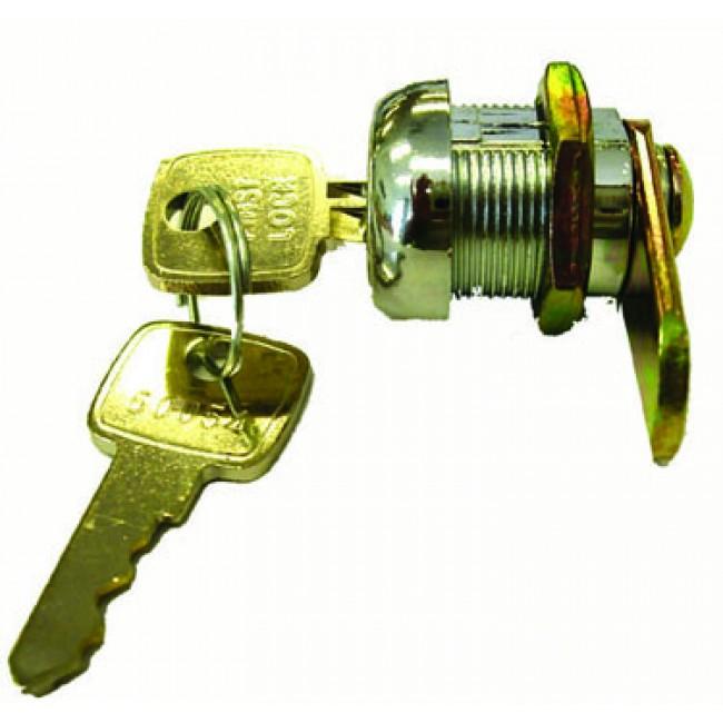 Door coin lock