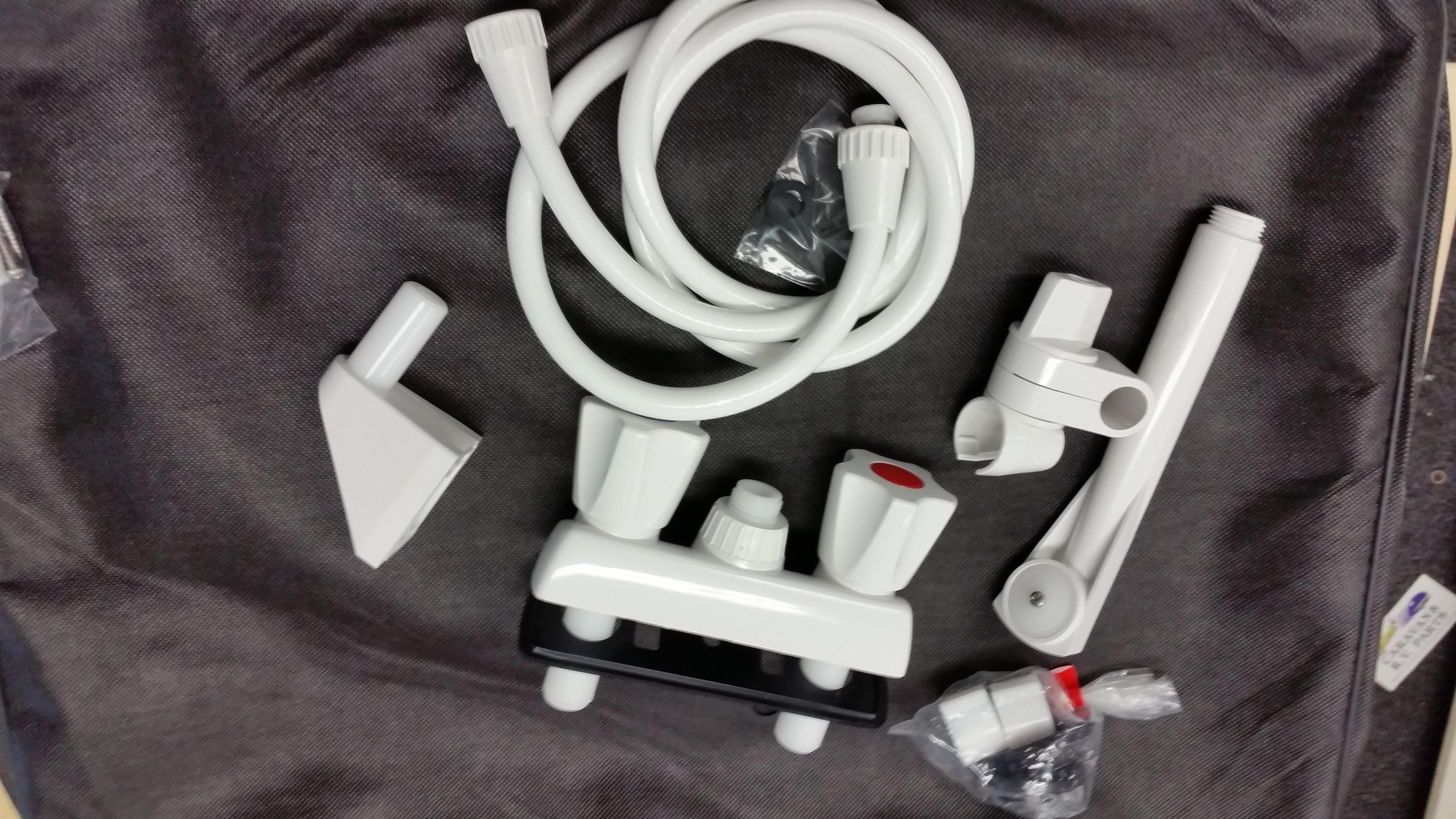 Shower mixer Mod 330/9100 & shower set
