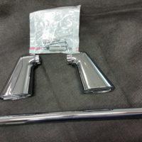 Shower - sliding rail t/s elbow shower