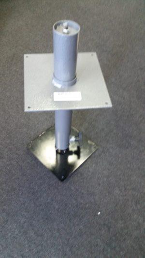 Telescopic Table Leg with adjustable base