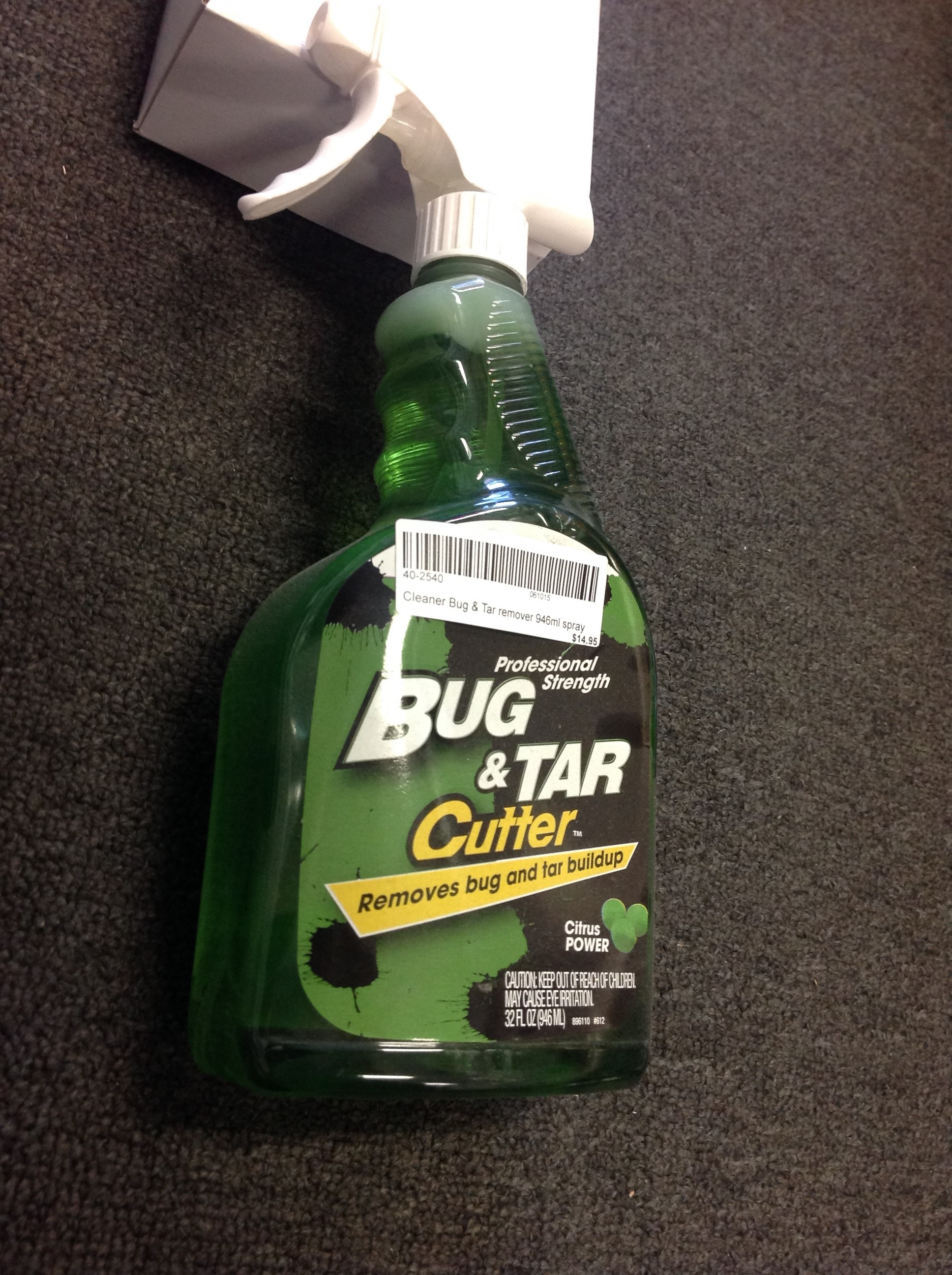 Bug And Tar cleaner