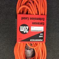 Caravan Extension Lead 20mtr