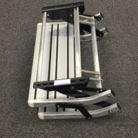Double Aluminium Step