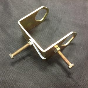 TV pole bracket 4""