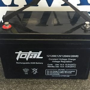120Amp AGM Deep Cycle Battery