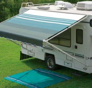 A E Dometic 8500 Awning