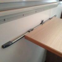 Caravan table legs - Pilgrims' Caravan & RV Parts