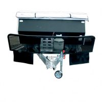 Camper Trailer Stone Guard