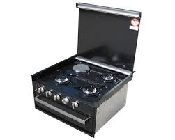 Dometic Cook top and Grill 3 +1