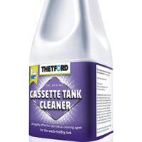 Cassette tank cleaner