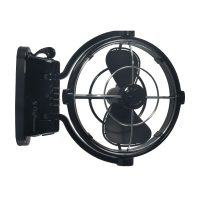 Sirroco 2 12v Fan Black