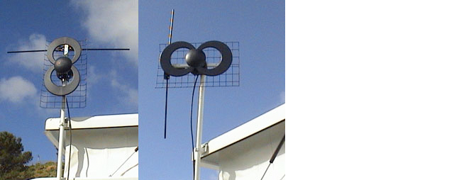 HW-DT8 Antenna Mark 3 UHF/VHF