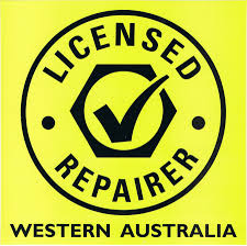 Licensed repairer WA