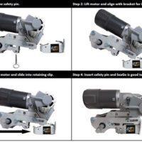 E-Go Quickey Single Axle