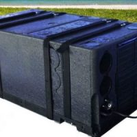 Underbunk Air conditioner