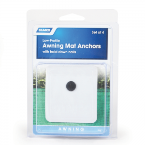 Awning Mat anchors