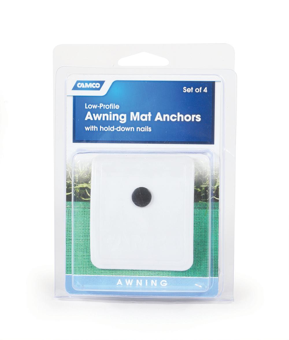 Awning Mat anchors