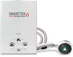 Smarttek6 Gas Hot Water System