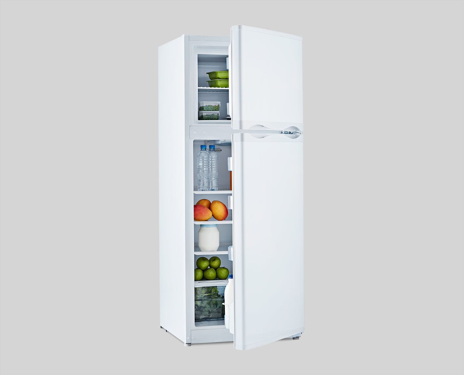 DC285L-W 285 Ltr 12V / 24V Fridge/Freezer