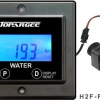 Topargee water tank gauge